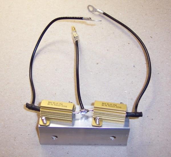 Resistor Pack for 3-ohm Coils, SOHC4shop com